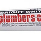 Oatey 25605 Hercules 6-Ounce White Tube Plumber's Caulk by Oatey
