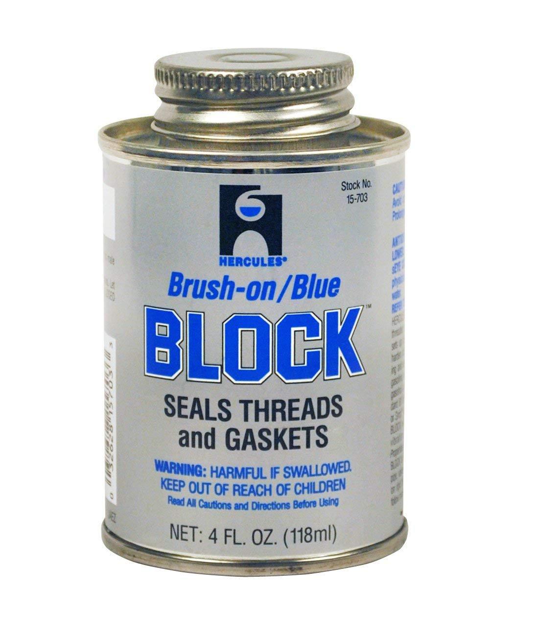 Block(TM) - Screw Cap With Brush