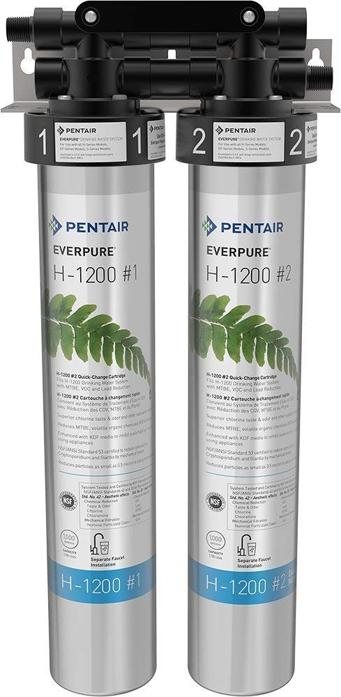 Everpure H-1200 Drinking Water Filter System (EV9282-00)