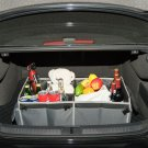 Foldable Multi-compartments Cargo Storage Car Trunk Organizer