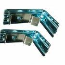Universal 291554 Vertical Blind Brackets For Aluminum Headrail 2 PK