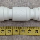 "John Guest 3/8"" One Way Check Valve RO Reverse Osmosis Water Filter NSF Certifie"