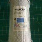 "Matrikx CTO 32-450-125-975 10"" × 4¼"" Extruded Activated Carbon Block Filter 10 M"