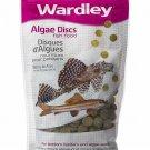 Wardley Algae Disc Fish Food for Bottom and Algae Eaters - 3oz