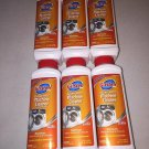 Six Bottles Washer Magic Washing Machine Cleaner 2x Concentrate 12 fl. oz...