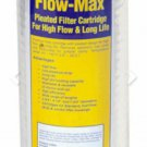 "Full-Flow (BB) 1 Micron 10"" × 4½"" Pleated Cartridge Water Filter FM-BB-10-1"