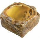 Exo Terra Water Dish for Reptiles, X-Small by Exo Terra