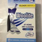 Woolite 11106 Dry Cleaner's Secret (6 Uses)-At Home Dry Cleaner for Fine Fabrics