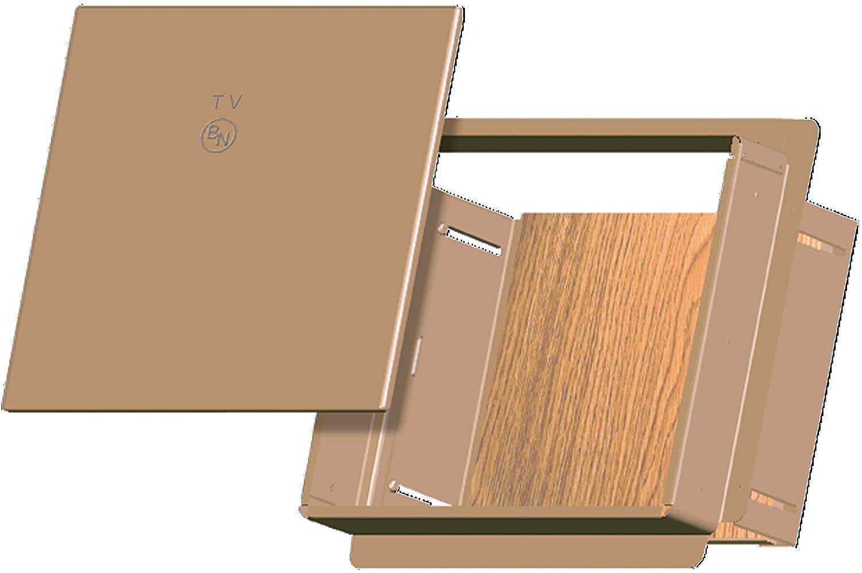 Benner-Nawman 1100C-E-G Exterior Single Family Home Low-Voltage Enclosures, 14