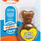 Nylabone Puppy Chew Ring Bone X-Small/Petite - Up to 15 lbs