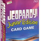 Endless Games Jeopardy Card Game - Junior Edition - Travel Sized Quiz
