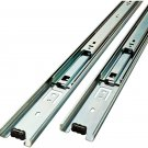 Liberty Hardware D80622C-ZP-W 22-Inch Ball Bearing Drawer Slides Zinc Plated
