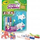 Crayola Scribble Scrubbie Safari Animals, Warthog & Buffalo, Warthog/Buffalo