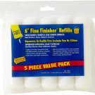 FoamPRO 176-5 Fine Finish Mini Roller Refills (High-Density Pack of 5 Refill 6""