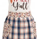 DII It's Fall Y'all Fall & Thanksgiving Collection, Apron Fall Y'all