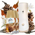 Glade Automatic Spray Refill and Holder Kit, Air Freshener for Cashmere Woods