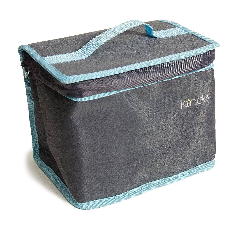 Kiinde Twist Breast Milk Storage Bag and Ice Pack Kit for Breastfeeding Moms