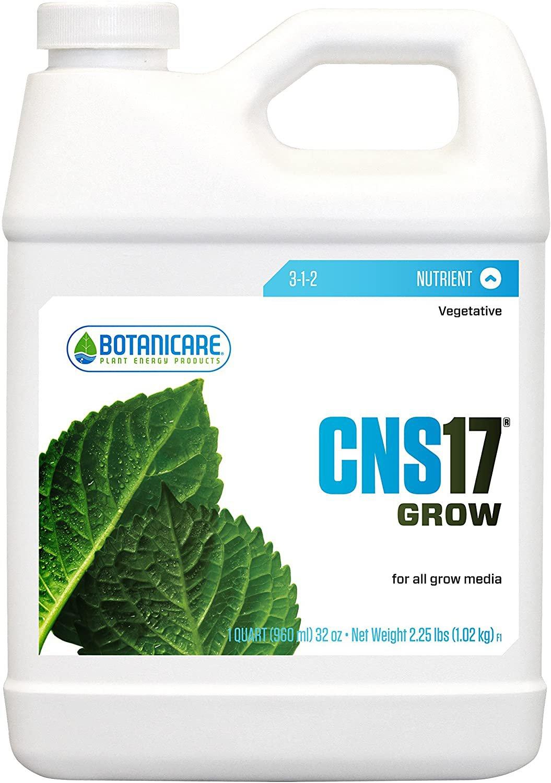 Botanicare NCNS17GQT Fertilizer, 1-Quart 1-Quart
