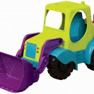 """B. toys by Battat Loadie Loader 18"""" Sand Truck – Excavator Toy Truck for"""