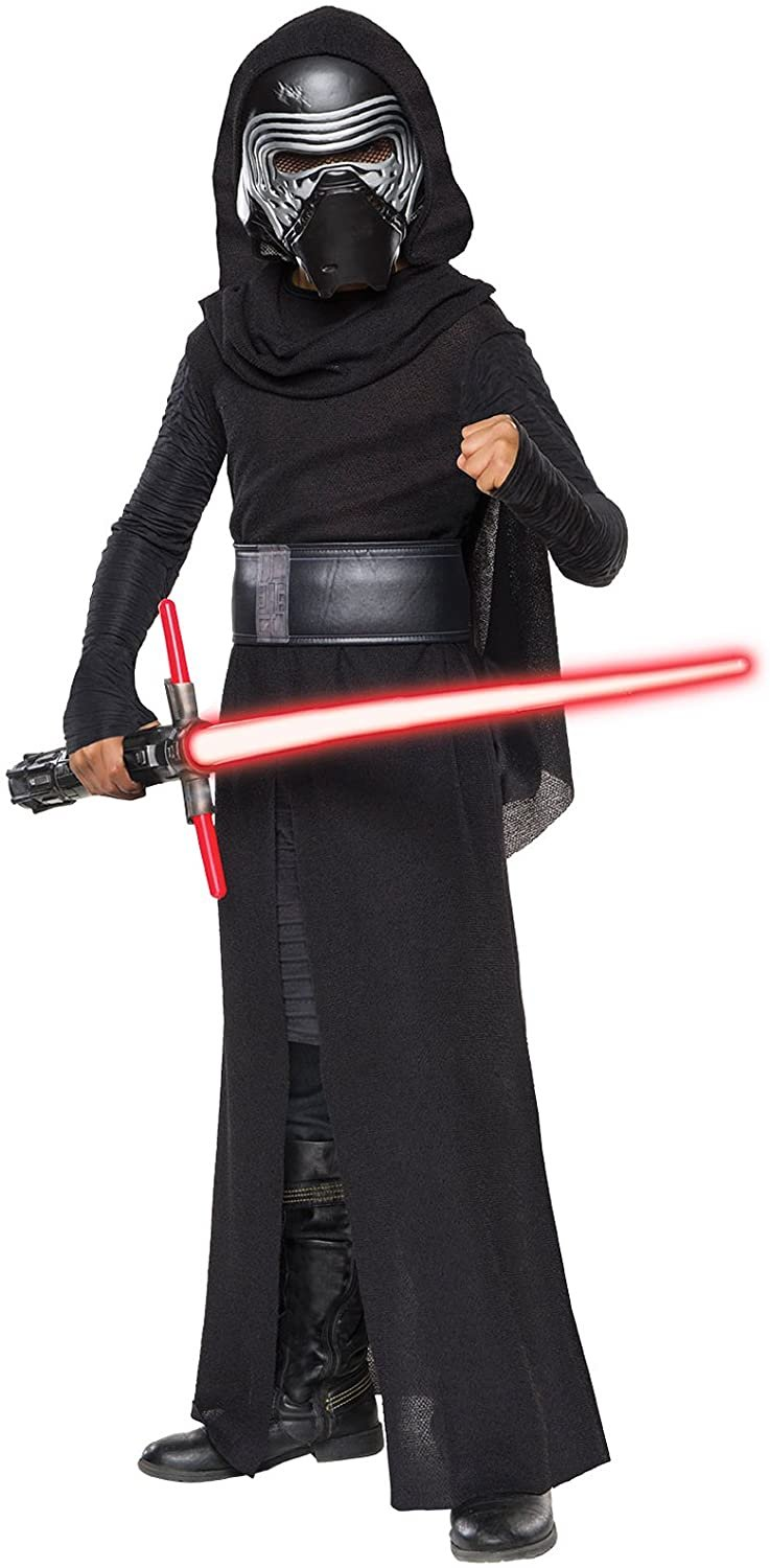 Rubie's Star Wars: The Force Awakens Child's Deluxe Kylo Ren Costume, X-Large