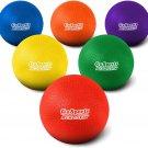 "GoSports Playground Balls for Kids (Heavy Duty Set of Aeroskin - 8.5"" Ball Set"