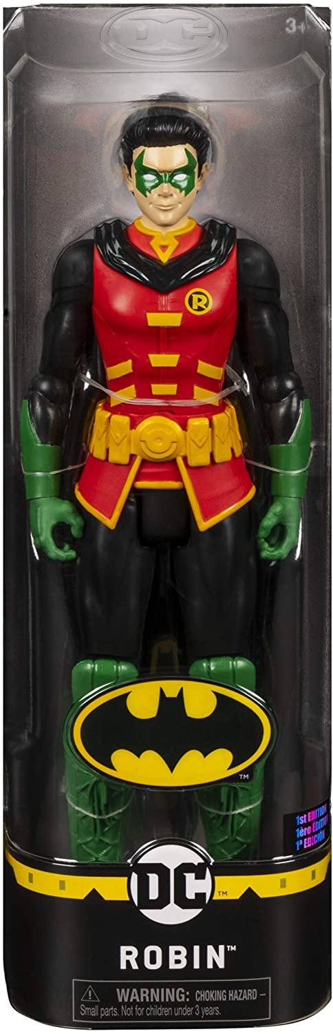 BATMAN, 12-Inch Robin Action Figure Robin