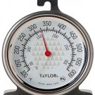 Taylor Precision Products RA14257 Taylor Oven Dial Thermometer, 1, Stainless