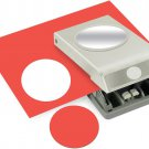 EK Tools Circle Paper Punch, 2.5-Inch, New Package 2.5-Inch