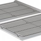 Calphalon Nonstick Bakeware, Cookie Sheet, 2-Piece Set 2-pc