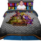 Franco Kids Bedding Comforter and 5 Piece Full Size Five Nights at Freddy's