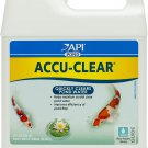 API Pond ACCU-Clear Water Clarifier, Quickly Clears and maintains Clear 32 oz
