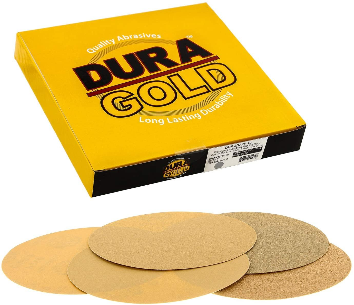 Dura-Gold - Premium- Variety/Assortment Pack (40,80,120,220,320) - Variety Pack