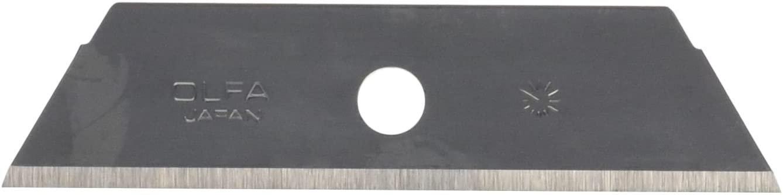 OLFA 9614 SKB-2/50B Trapezoid Blade, 50-Pack