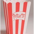 """Creative Converting 088185 SM Popcorn Box, 5.25"""" x 3.75"""", Multicolor"""