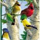 Tree-Free Greetings EcoArt Home Decor Wall Plaque, 11.25 x 11.25 Inches