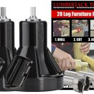 "Lumberjack Tools 1"", 1-1/2"" & 2"" Commercial Master Kit (CSK3) Packs"