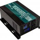 WZRELBRBP30024B1 Strong Car Power Inverter LED Display 300W Pure Sine 300W 24V