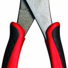 Task Tools T25351 6-Inch Slip-Joint Pliers, Rubber Grip