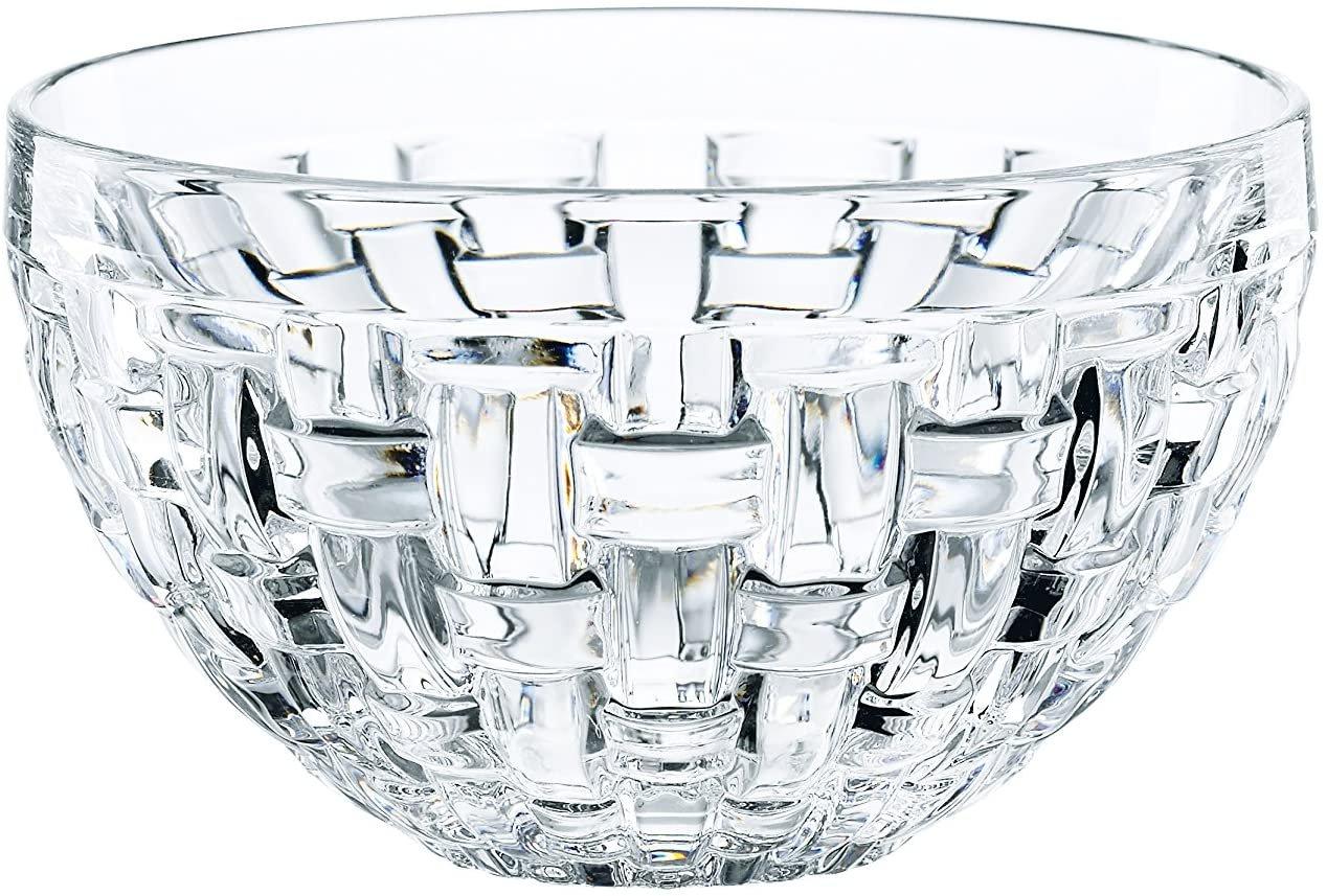 Nachtmann Bossa Nova Round Crystal Dip Bowls, Set of 4