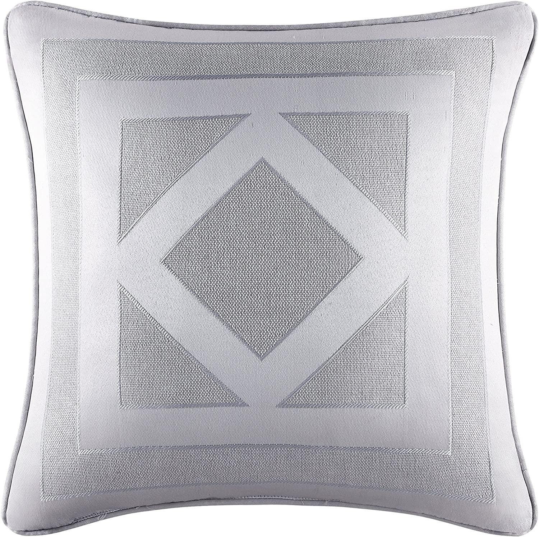 "Five Queens Court Kennedy 20"" Sq Pillow"