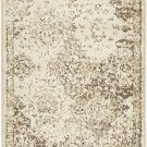 Unique Loom Tuareg Collection Vintage Distressed Traditional Beige Runner Rug (2' 6 x 10' 0)