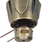 Fanimation FP1280AB Brewmaster, Antique Brass, Motor Only
