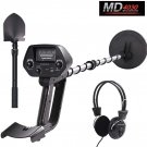 Wedigout Metal Detector MD-4030 Pro Edition Hobby Explorer Waterproof Search Coi