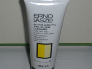 ERNO LASZLO ACTIVE PHELITYL TWO-IN-ONE CLEANSER 3.3 OZ