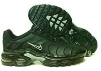 Men's Nike Air Max TN Plus- Black