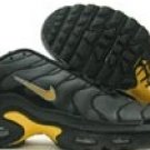 Men's Nike Air Max TN Plus- Black & Yellow