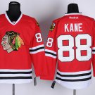 Patrick Kane Red Chicago Blackhawks Hockey Jersey,  2XL, Reebok, Free Ship