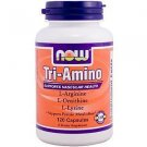 TRI-AMINO 120 CAPS By Now Foods