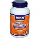 SUPER ANTIOXIDANTS  120 VCAPS By Now Foods