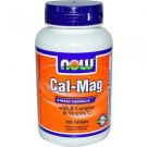 CAL-MAG STRESS 100 TABS By Now Foods